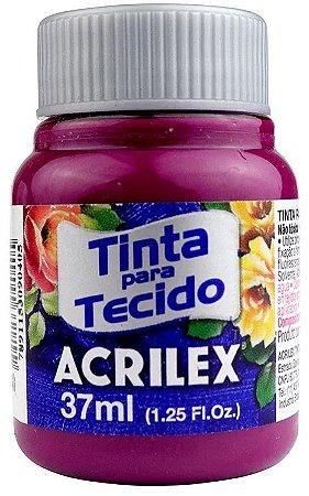 TINTA PARA TECIDO ACRILEX PITAYA 37 ML