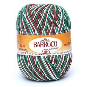 Barbante Barroco Multicolor 226 mts 200 g - Cor 9793