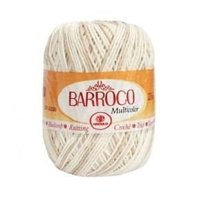 Barbante Barroco Multicolor 226 mts 200 g - Cor 9900