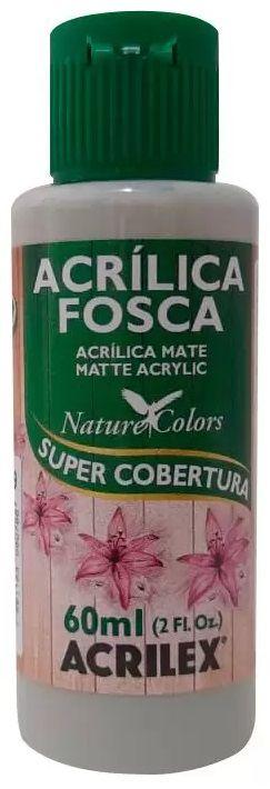 TINTA ACRILICA FOSCA AREIA LUNAR NAT. COLORS 60 ML ACRILEX