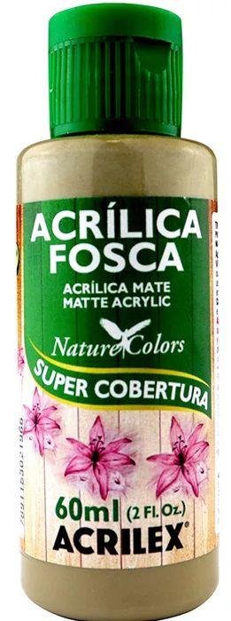 TINTA ACRILICA FOSCA CONCRETO NAT. COLORS 60 ML ACRILEX