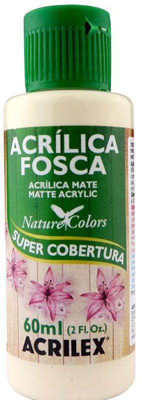 TINTA ACRILICA FOSCA PEROLA NAT. COLORS 60 ML ACRILEX