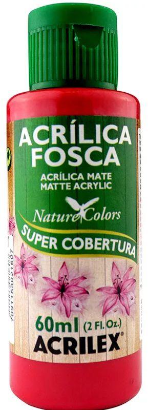 TINTA ACRILICA FOSCA ROMA NAT. COLORS 60 ML ACRILEX