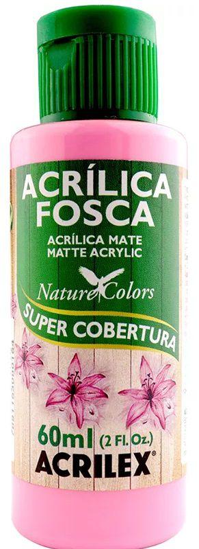 TINTA ACRILICA FOSCA TUTTI-FRUTTI NAT. COLORS 60 ML ACRILEX