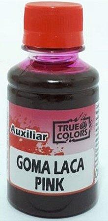 GOMA LACA PINK TRUE COLORS 100 ML