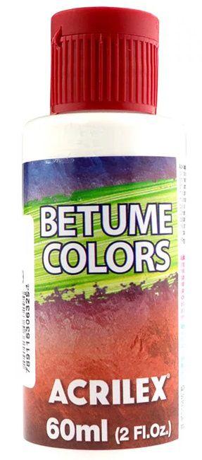 BETUME COLORS 519 BRANCO 60ML ACRILEX