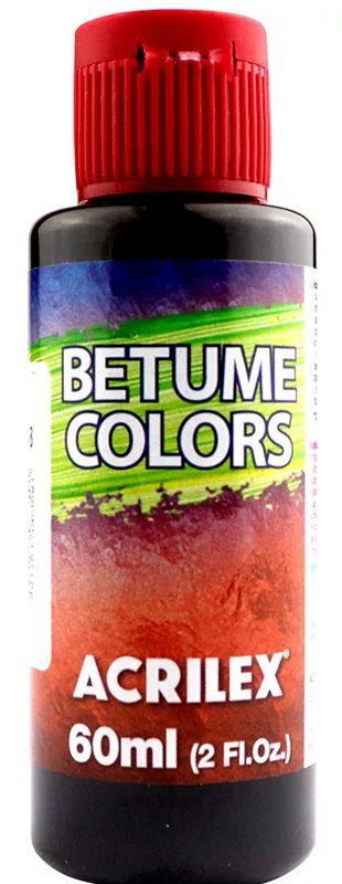 BETUME COLORS ACRILEX 60ML 958 MAHOGANY