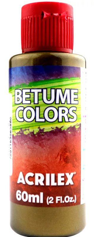 BETUME COLORS BRONZE 60ML ACRILEX