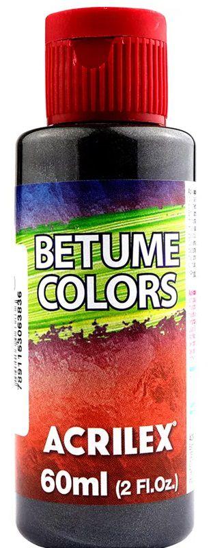 BETUME COLORS GRAFITE 60ML ACRILEX
