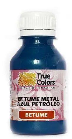 BETUME METAL AZUL PETROLEO TRUE COLORS 100 ML