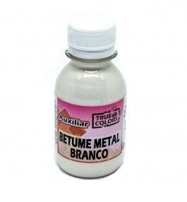 BETUME METAL BRANCO TRUE COLORS 100 ML