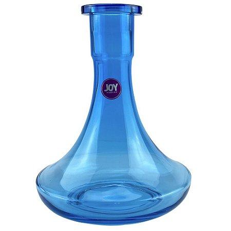 Vaso Joy Hookah Gim 26cm - Azul Claro
