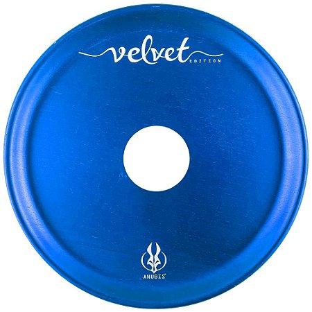 Prato Anubis P 18cm Velvet - Azul Escuro