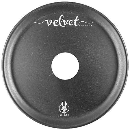 Prato Anubis P 18cm Velvet - Cinza