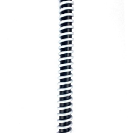 Silicone Refil ZH Helix - Preto com Cinza