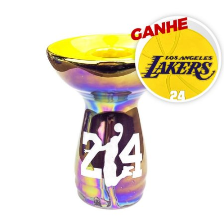 Kit Rosh BKing Bowl Kobe Bryant 24 + Tapete Lakers