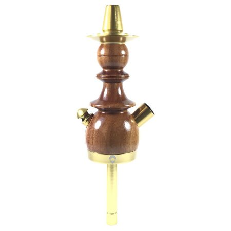 Stem Sultan Kini Dourado - Light Brown