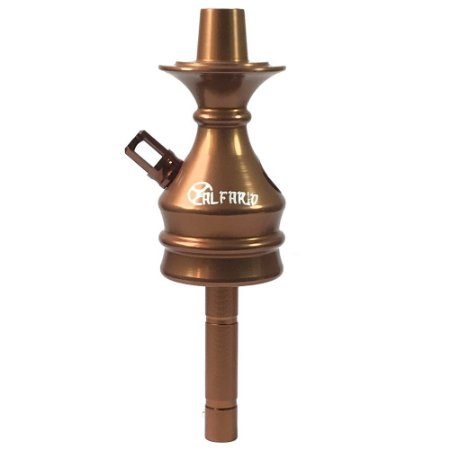 Stem Narguile Al Farid Top - Bronze