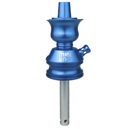Stem Narguile Kalle Hookah Mini On - Azul