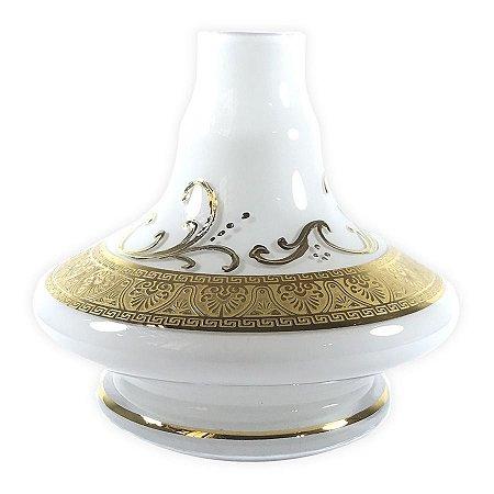 Vaso HT Mini Aladdin - Branco