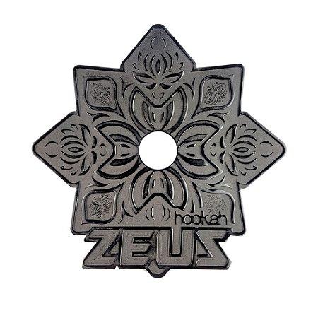 Prato Zeus Hookah Elemental - Preto