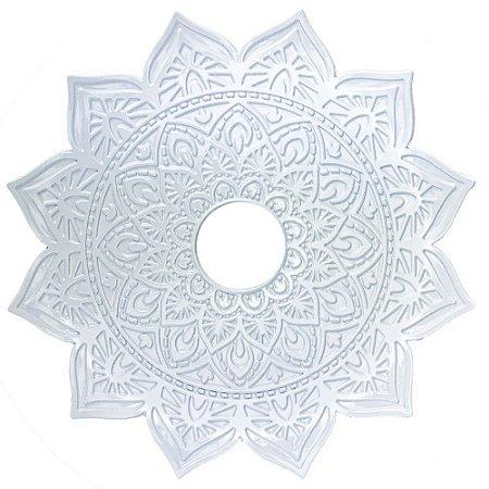 Prato EBS Hookah Sleek - Branco
