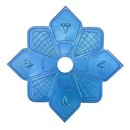 Prato Diamond Hookah - Azul