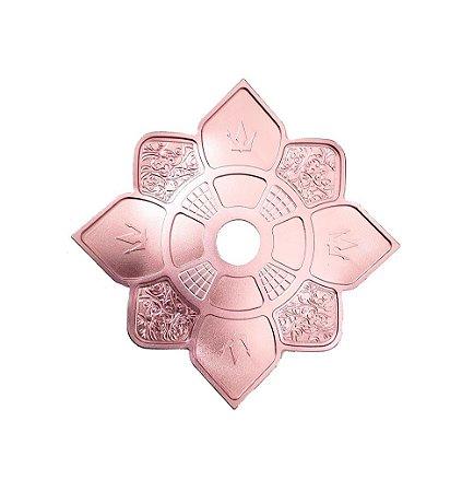 Prato Hookah King Imperial Mini - Rosa