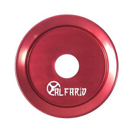 Prato Al Farid Lair Pequeno 18cm - Vermelho