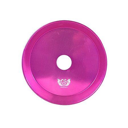 Prato DS Hookah P 17CM - Rosa