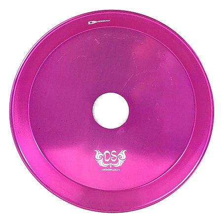 Prato DS Hookah G 24CM - Rosa
