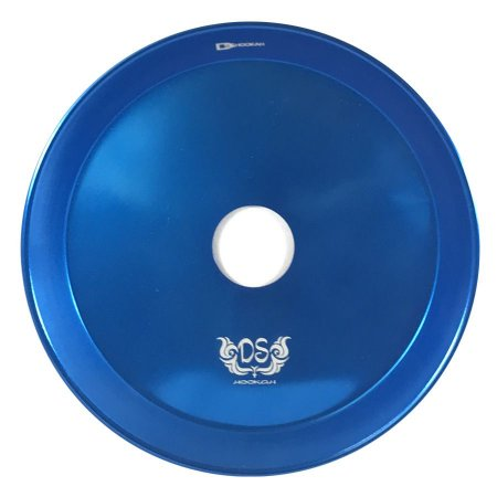 Prato DS Hookah G 24CM - Azul Escuro
