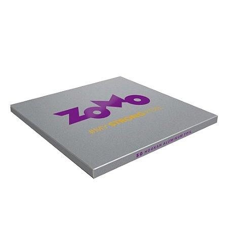 Papel Aluminio Zomo Strong Foil 50 Folhas