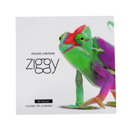 Papel Aluminio Ziggy Foil 50 Folhas