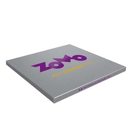 Kit Papel Aluminio Zomo Strong Foil x5 250 Folhas