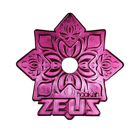 Prato Zeus Hookah Elemental - Rosa