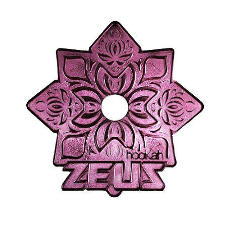 Prato Zeus Hookah Elemental - Rosê