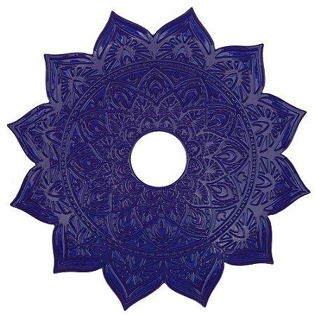 Prato EBS Hookah Sleek - Azul