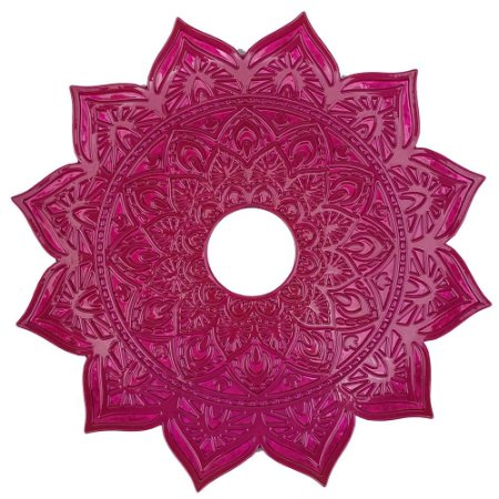 Prato EBS Hookah Sleek - Rosa