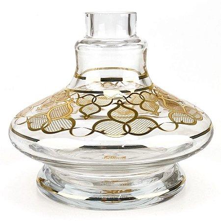 Vaso MD Hookah Mini Aladin 33 A - Transparente