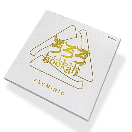 Papel Aluminio 333 Hookah 50 Folhas
