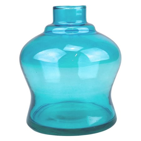 Vaso ZH Mini Ron Liso - Azul Bebê