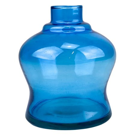 Vaso ZH Mini Ron Liso - Azul Escuro