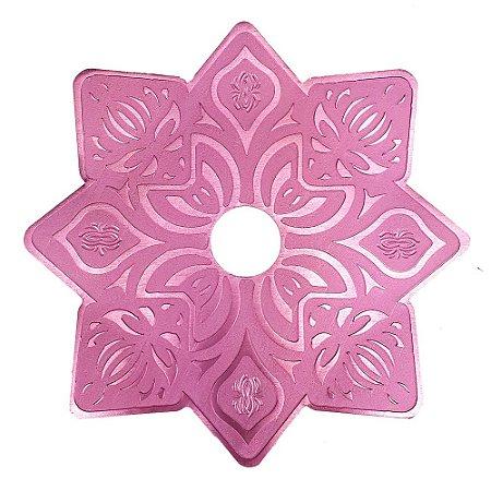 Prato Zeus Hookah Elemental Soft  - Rosa