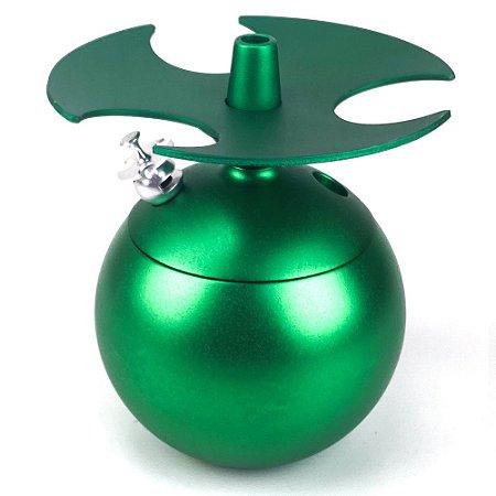 Narguile LittleSorr 3 Furos Lote 8 - Green Matte