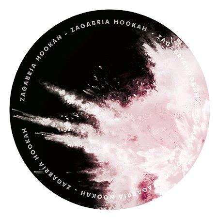 Tapete Zagabria Hookah Smoke - Rosa Claro