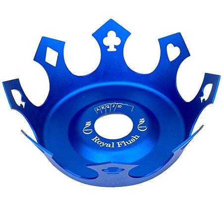 Prato Zenith Coroa Royal Flush - Azul Escuro