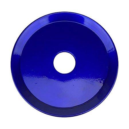 Prato ZH Médio 19cm - Azul Escuro