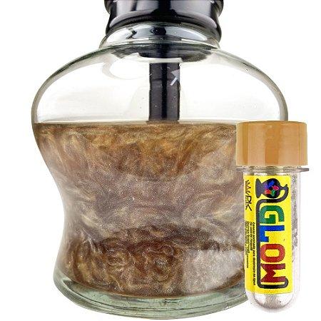 Corante Acetinado PK Hookah Glow - Marrom