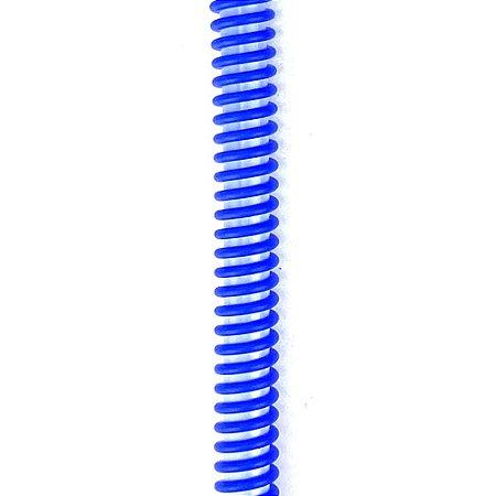 Silicone Refil ZH Helix - Perolado com Azul Escuro